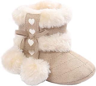 [Mangjiu] ベビーシューズ 快適 もこもこブーツ ファッション サンダル 妊娠 出産 お祝い 室内靴 学步靴 滑り止め 運動靴 幼児靴 可愛い
