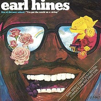 Earl Hines At New School