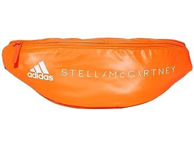 adidas by Stella McCartney Solar Bumbag FP8485 (Solar Orange/White) Handbags