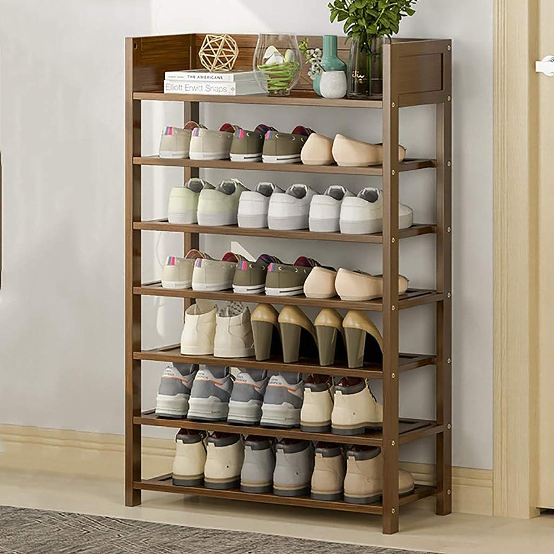 教育兵器庫少ない靴ラック-木製靴収納ラック-玄関廊下靴スタンドオーガナイザー (Size : 70*25*105cm)