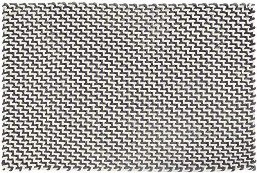 Pad - Fußmatte - Fußabtreter - Pool - in/Outdoor - Stone / White - Grau / Weiß - 52 x 72 cm