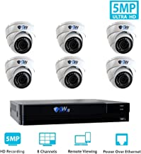 wisenet nvr security system snk-b73041bw