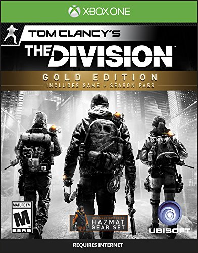 Tom Clancy's The Division (Gold Edition) - Xbox One [video game]