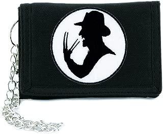 Freddy Krueger Tri-fold Wallet Alternative Horror Clothing Nightmare on Elm Street