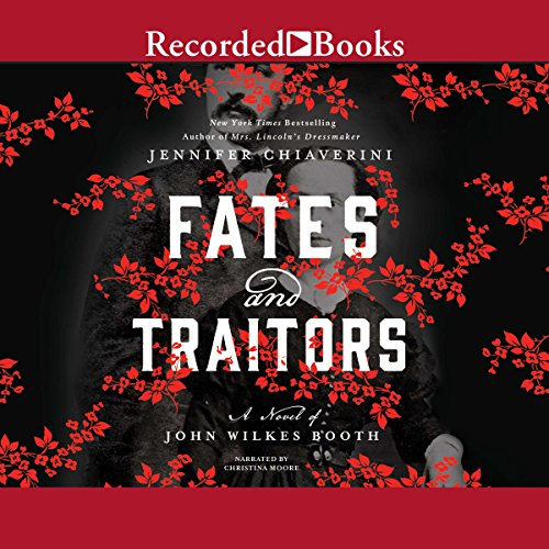 Fates and Traitors audiobook cover art