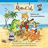Das Geheimnis der Drachennasen und andere katzenstarke Abenteuer: Robin Cat 1