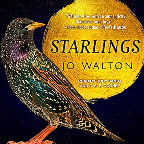Starlings cover art
