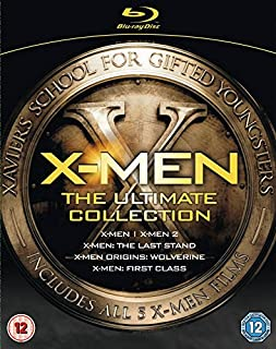 X-Men: The Ultimate Collection [Blu-ray] [2000] (B006OZKX02)   Amazon price tracker / tracking, Amazon price history charts, Amazon price watches, Amazon price drop alerts