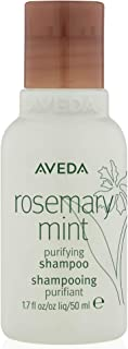 Aveda Romero Mint Purificante Champú 50ml 98% ingredientes derivados naturalmente.