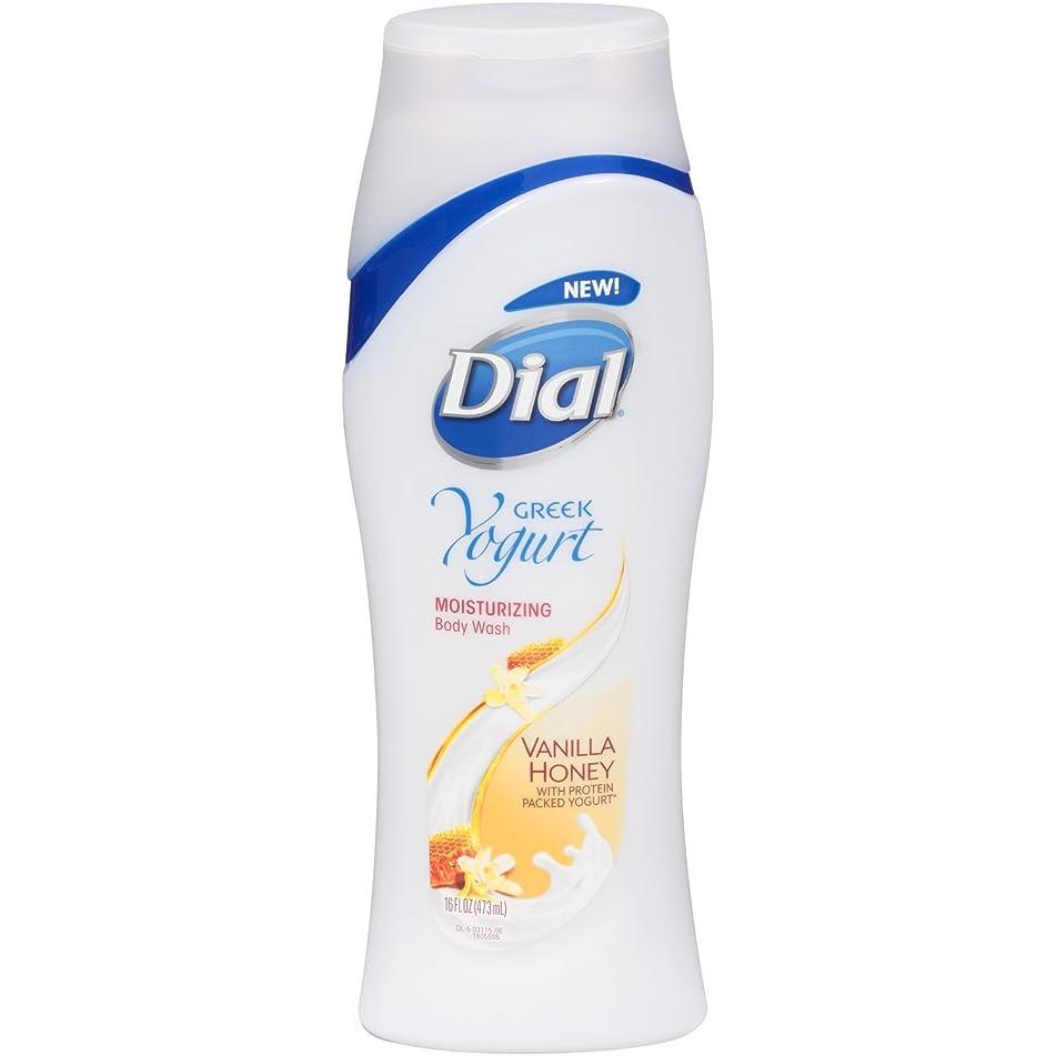 Dial Body Wash, Vanilla Honey, 16 Fl. Oz