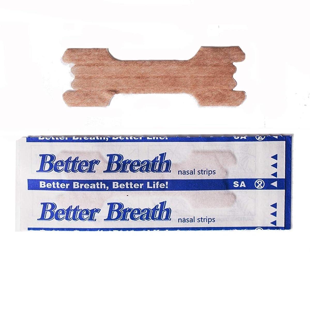 故意の艶リマNOTE 50個/ロットより良い呼吸アンチいびきパッチ睡眠&いびきをかき立てるための正しいいびき鼻のストリップは睡眠製品を改善します