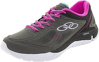 Tênis Feminino Spirit 2 Chumbo/Pink Olympikus - 218