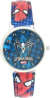Marvel Analog Multi-Colour Dial Boy's Watch - AW100737