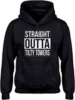 Indica Plateau Straight Outta Tilty Towers Hoodie for Kids