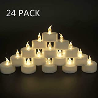 succulent tea light candles