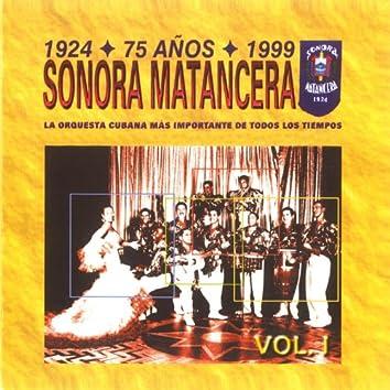 Sonora Matancera 75 Años Vol. 1