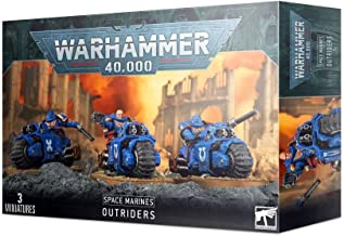 Games Workshop 40k Space Marines Outriders
