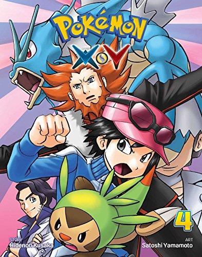 Pokemon X-Y, Vol. 4 (Pokémon X•Y)