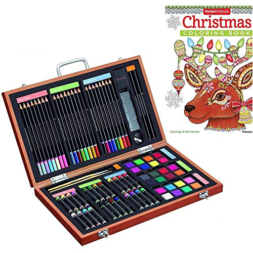 Gallery Studio 82 Piece Deluxe Art Set...