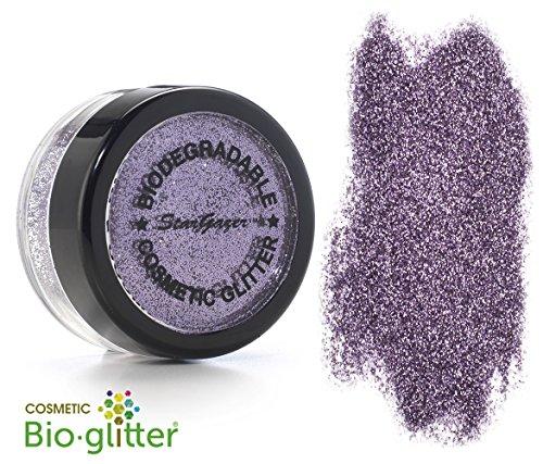 Stargazer Paillettes Biodégradables Violet, Idéales Pour Le Maquillage