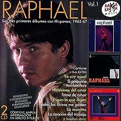 Sus Tres Primeros Albumes Con Hispavox 1965-1968