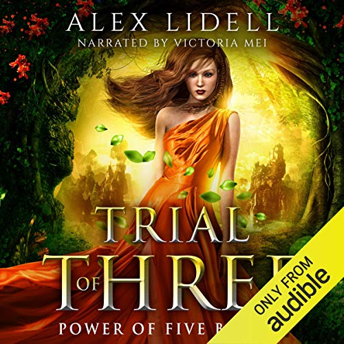Trial of Three audiobook cover art