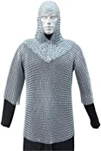 larp chainmail armor