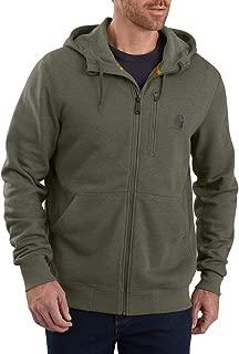 Men's 103851 Force Delmont Graphic Full-Zip Hooded Sweatshirt