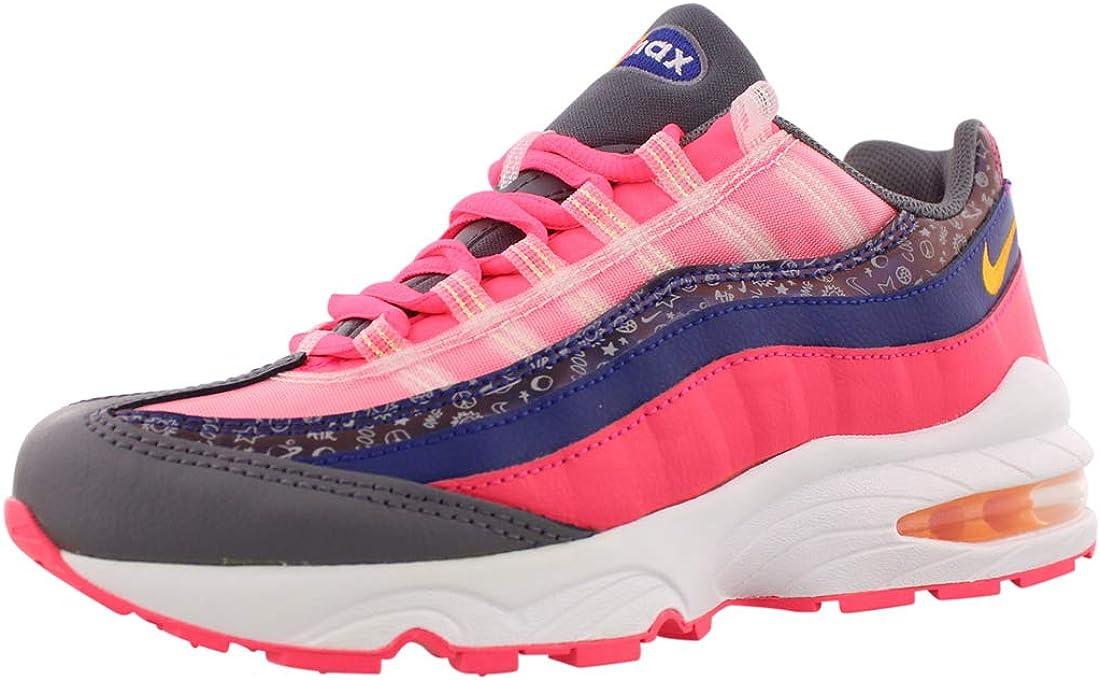 Nike Air Sale item Max 95 GS Luxury Kids Regency Purple Ora Pink Sail Racer Laser