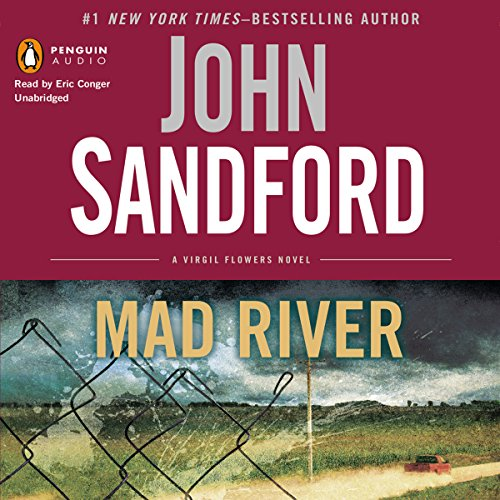 Mad River audiobook cover art