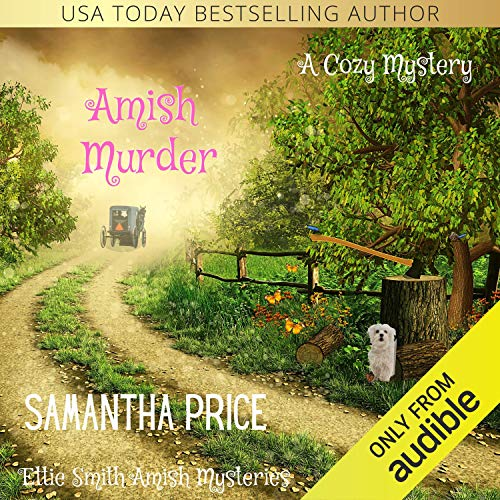 Amish Murder  By  cover art