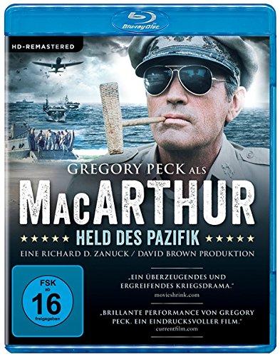 MacArthur - Held des Pazifik [Blu-ray]