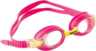 comprar comparacion SEAC Bubble Gafas de natación para Piscina, Unisex niños, Rosa, Small