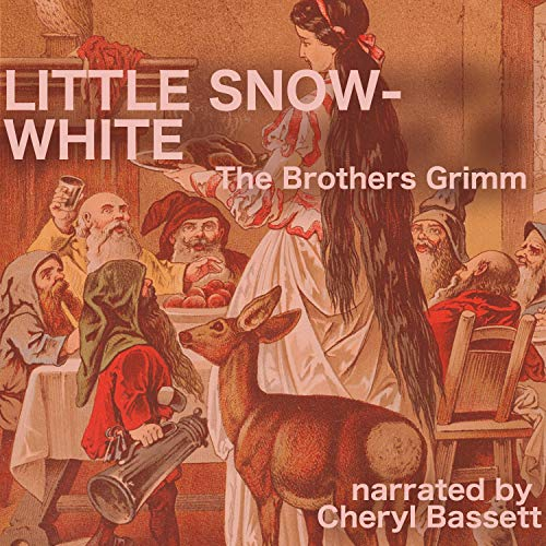 Little Snow-White audiobook cover art