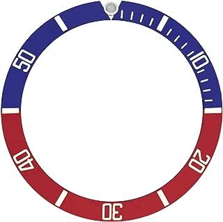 BEZEL INSERT FOR 40MM INVICTA PRO DIVER QUARTZ WATCH RED/BLUE PEPSI TOP QUALITY