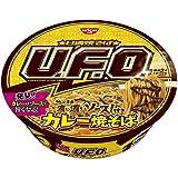 日清 焼そばU.F.O. カレー専用濃い濃いソース付きカレー焼そば 114g ×12個