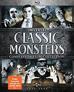 Universal Classic Monsters: Complete 30-Film Collection [Blu-ray] (Sous-titres français) (B07DKS65P3) | Amazon price tracker / tracking, Amazon price history charts, Amazon price watches, Amazon price drop alerts