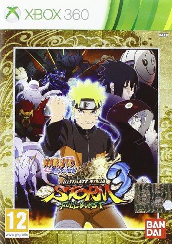 Naruto Shippuden: Ultimate Ninja Storm 3 - Full Burst - Game Of The Year Edition