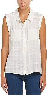 Splendid Womens Sandbar Stripe Button up Blouse
