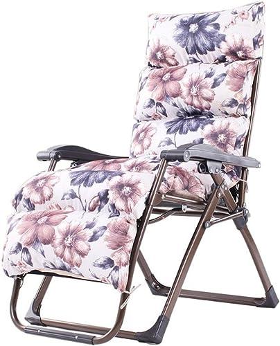 Rollsnownow gris Fond Rouge Floral Motif Chaise Pliante Déjeuner Pause Chaise Lounge Chaise De Couchage Loisirs Chaises Paresseux Canapé Pour Les Personnes Agées