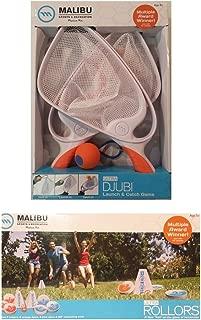 Malibu Sports Ultra Rollors & Ultra Djubi Launch Game, 2-Pack