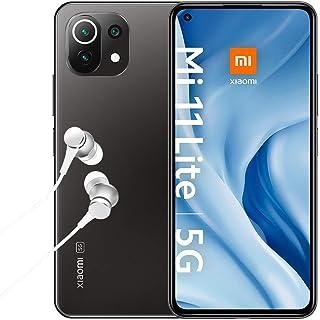 Xiaomi Mi 11 Lite Dual Sim 5G 6GB RAM 128GB Truffle Black