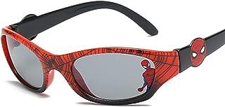 Alexny - Alexny Gafas de Sol, Gafas de Sol de niña para niños Gafas de Lente de patrón de araña Gafas características