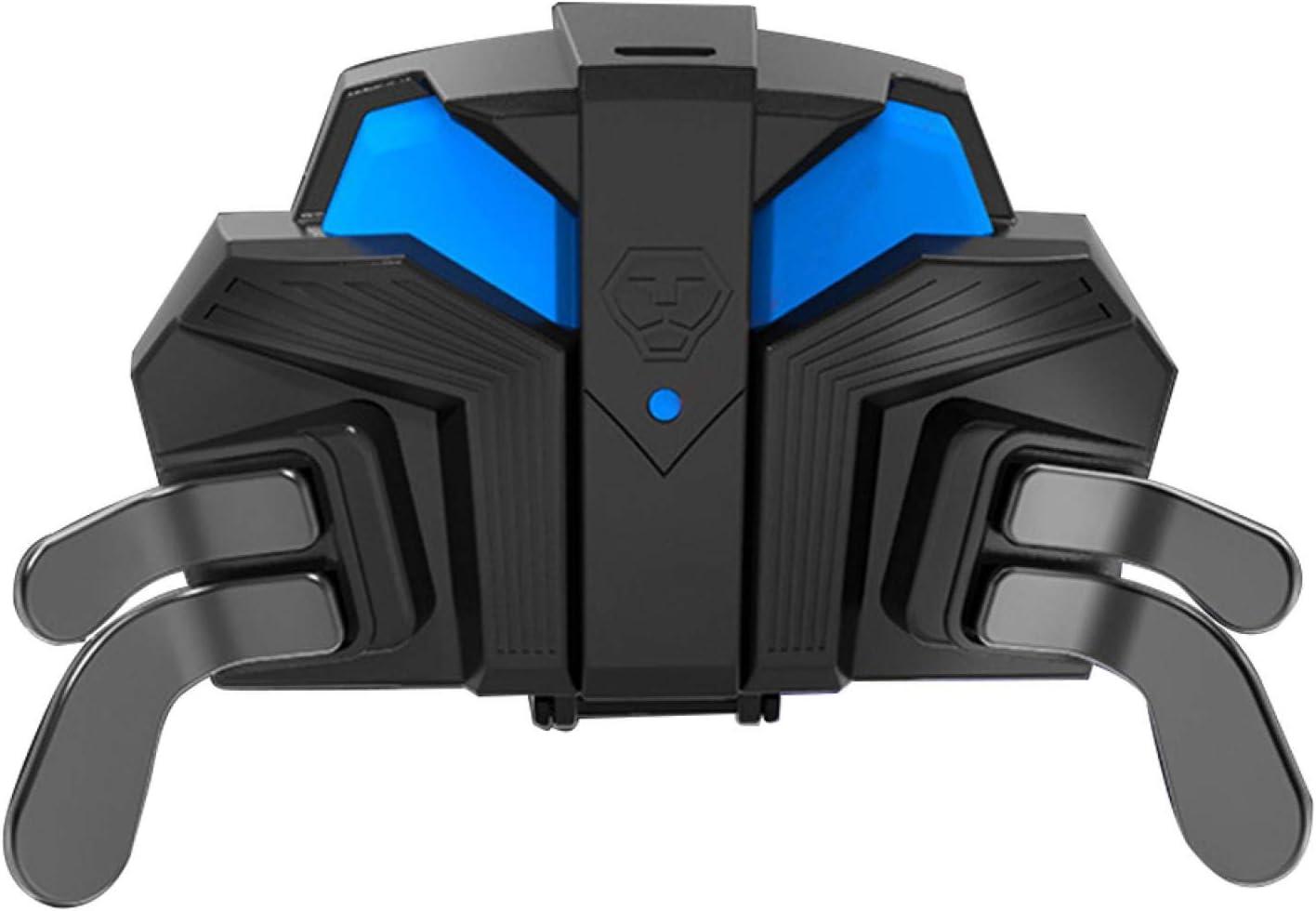 EKDJKK Back Button Attachment Fashion Ergonomic Controller Adapter Professional Portable Durable Button Accessories Game Accessories Game Component Paddles Accessories: Home & Kitchen