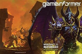 Single Issue Magazine Gameinformer Warcraft III Reforged Recrafting A Masterpiece Dec 2018