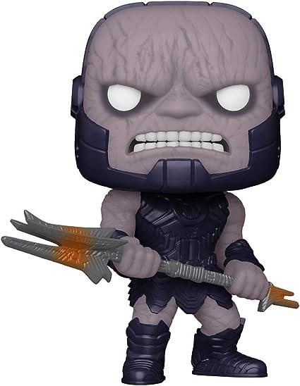 Amazon.com: Funko Pop! DC: Liga de la Justicia The Snyder Cut - Darkseid, 3.75 pulgadas : Juguetes y Juegos