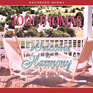 Welcome to Harmony audiobook cover art