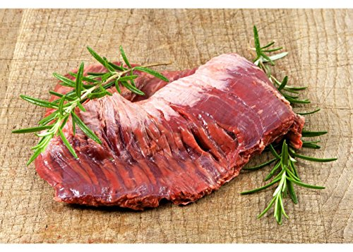 Skirt Steak, Saumfleisch, 2000 g Packung