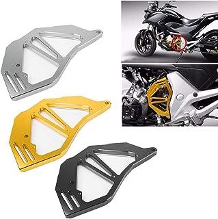Sistema de escape antideslizante para motocicleta con silenciador apto para HONDA NC700 NC750 NC750X 2012-2017 J