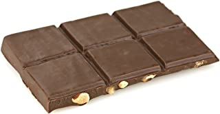 Asher's Milk Chocolate Almond Bark Squares 1 pound Sugar Free by Asher's